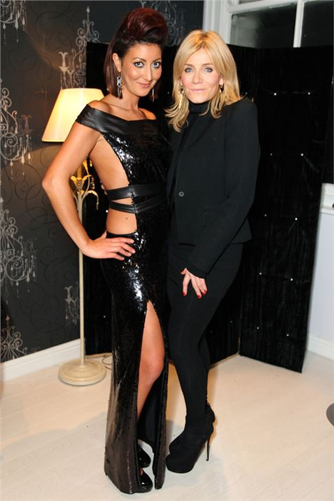Nadine Merabi & Michelle Collins