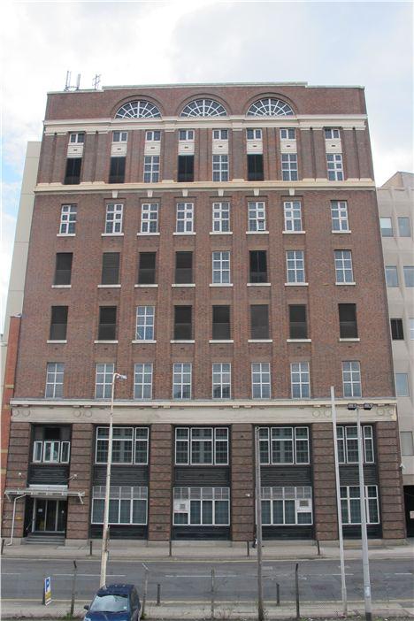 Dial House's preposterous facade on Chapel Street