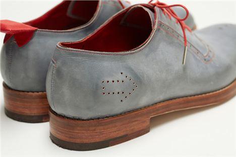 Dominic Wilcox shoes