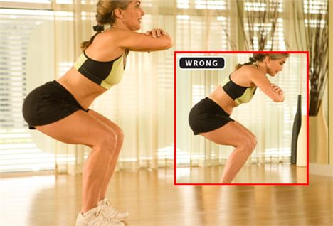 Functional Fitness: Squats
