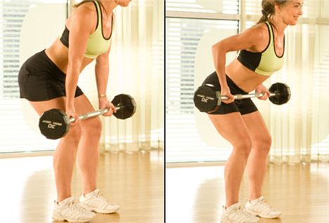 Functional Fitness: Rowing