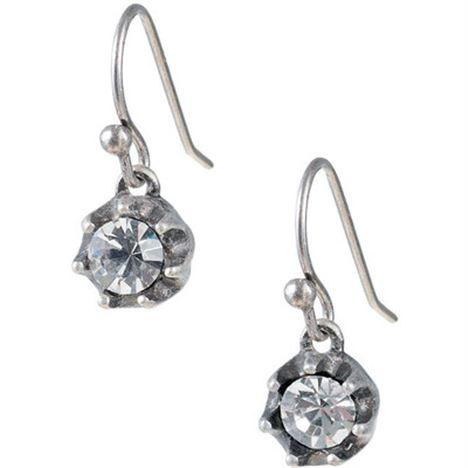 Stella and Dot Ava Cupchain Earrings