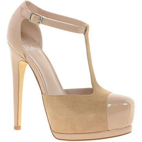 Truth Or Dare Madonna Feline Tbar Heel Shoes