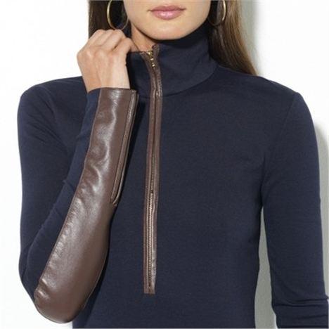 Ralph Lauren Patch Zip Dress