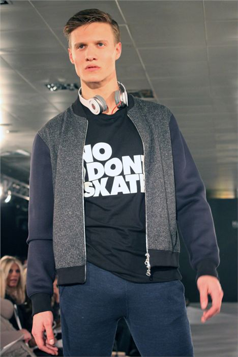 A Question Of T-Shirt £45 Kenzo Jacket £240 Blamain Sweatpants £320 Beats By Dre Headphones £175