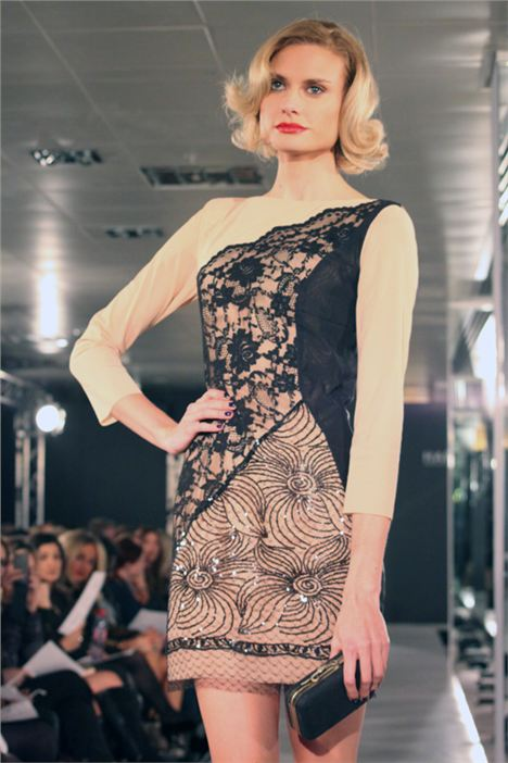 Philip Armstrong Dress £840