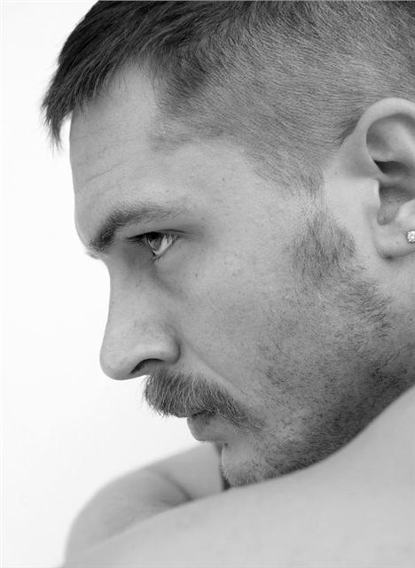Tom Hardy - TOTALLY WOULD