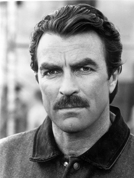 Tom Selleck - TOTALLY WOULD