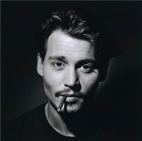 Johnny Depp - TOTALLY WOULD