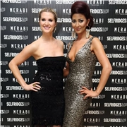 Sarah Jayne Dunne and Nadine Merabi