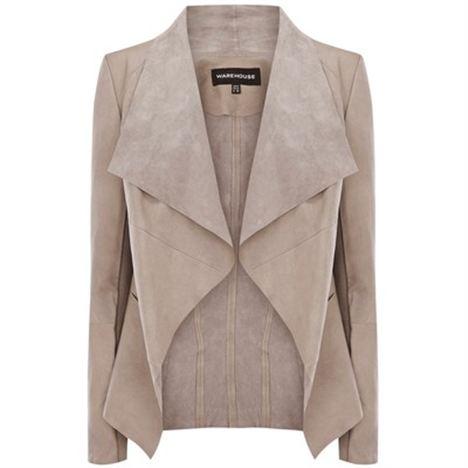 Mink Leather Jacket