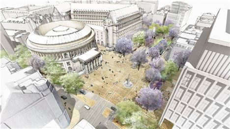 St Peter's Square proposals