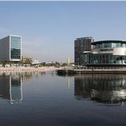 The Lowry from IWMN