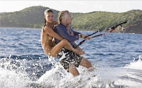 Richard Branson: The next Bond?