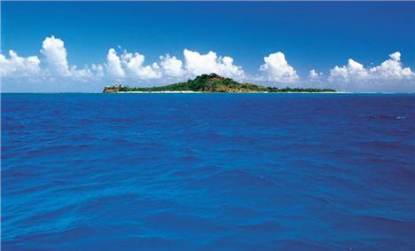 Branson's Necker Island