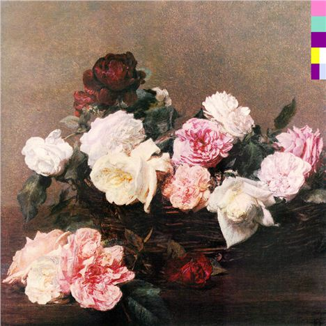 New Order's Album Covers From Peter Saville Were Another Notable High Point