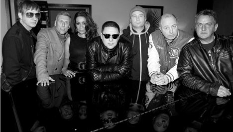 Happy Mondays - when they're in their late Sixties they'll headline Glastonbury