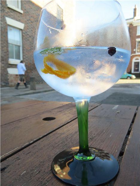 Organic Liverpool Gin
