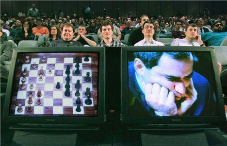 The showdown in New York 1997