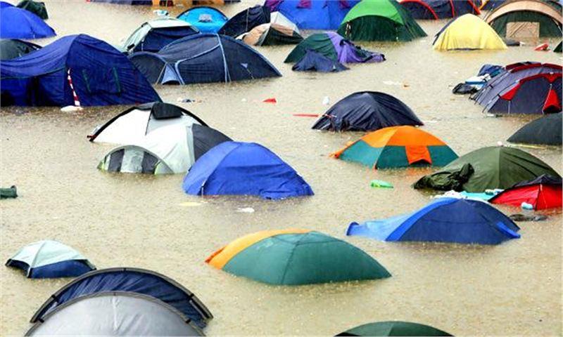Do you opt for the Tesco Extra Value tent? Perhaps not. & A Guide To...Festivals - Confidentials