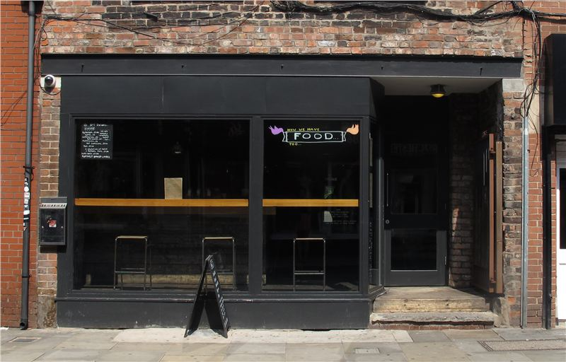 Terrace nq review confidentials for Terrace northern quarter