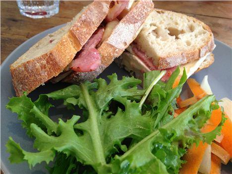 Sandwich at Trove