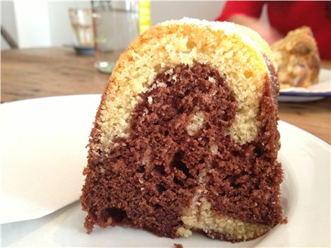 Marble cake, Trove, Levenshulme
