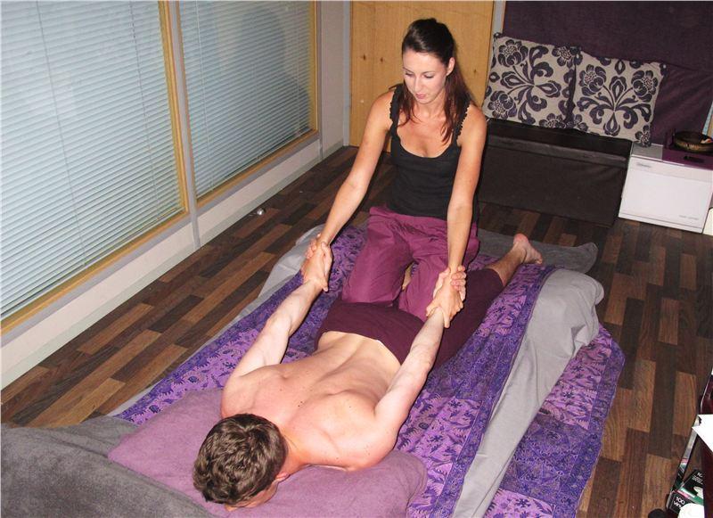 Erotic Massage Leeds