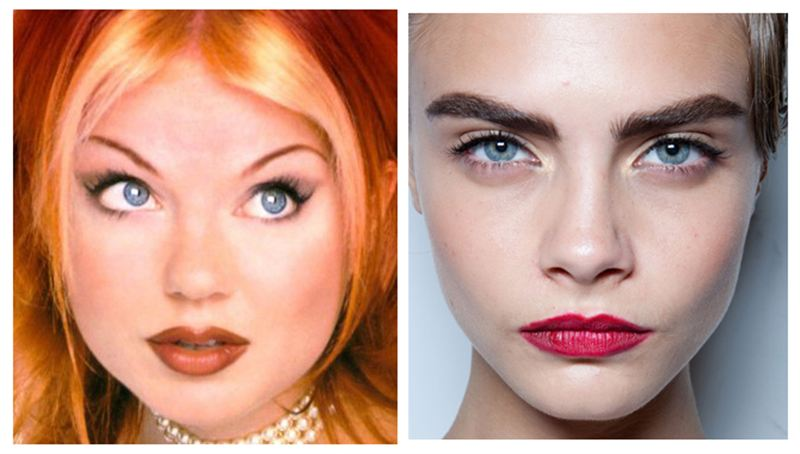 Eyebrow Perfection Is More Than Just A Pluck Away