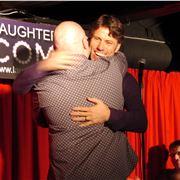A Big Hug From Mc Chris Cairns
