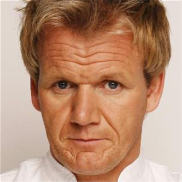 Botox In Your Twenties?  Gordon Ramsay Botox