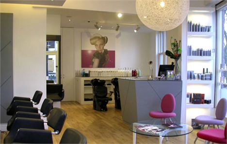 Ethos salon in Chorlton