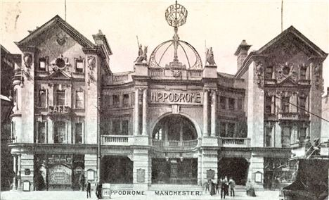 The magical Hippodrome