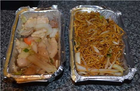 Happy Seasons Chicken Chow Mein