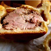 Homebaked Pork Pie