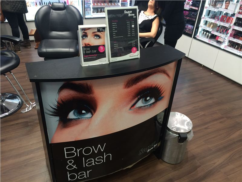 Brow 38 Lash Bar Superdrug Reviewed