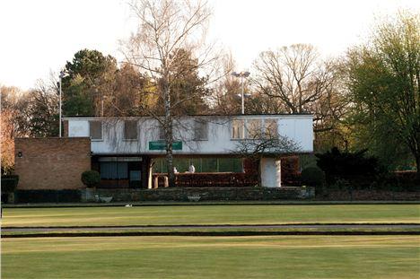Bowls Pavilion