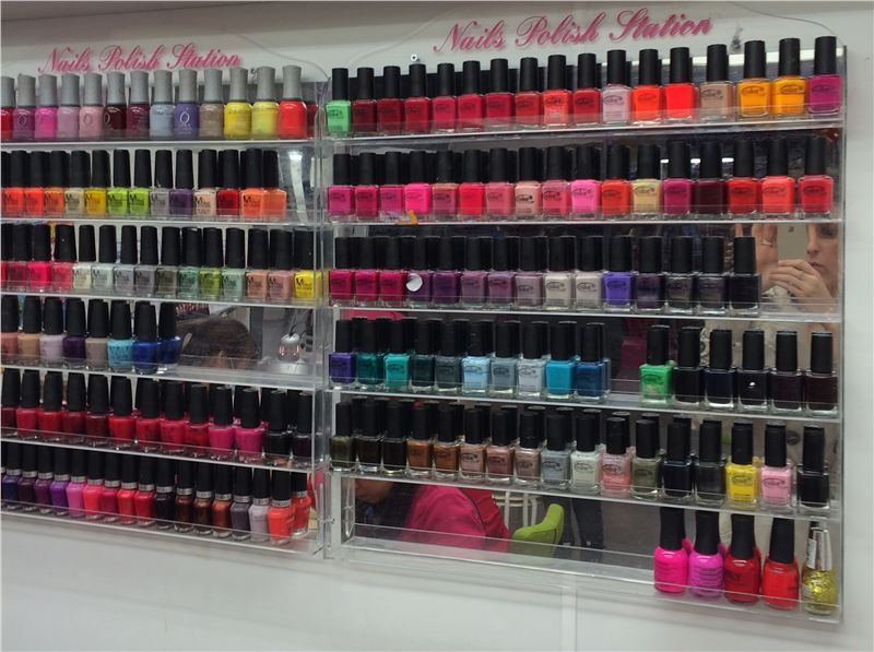 Jenny\'s Nails, Arndale Market, Reviewed - Confidentials
