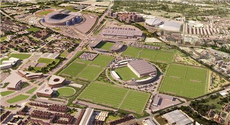 East Manchester - McFc Campus