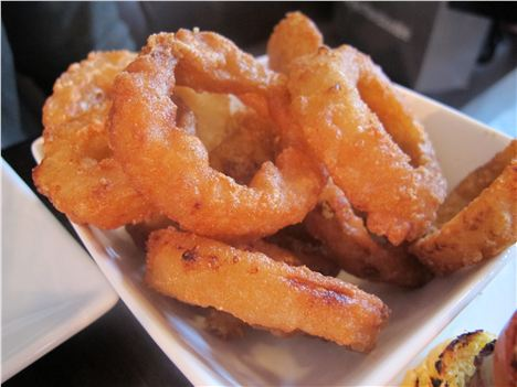 Sinister onion rings