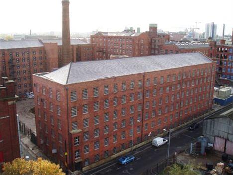 Murray's Mills, Ancoats