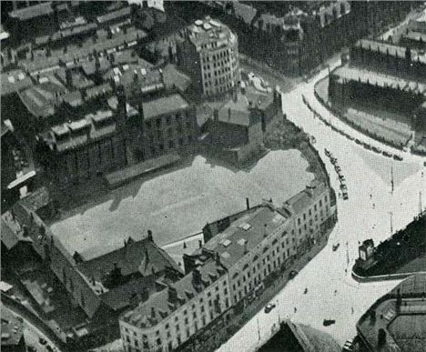 Chetham's Aerial From The Thirties