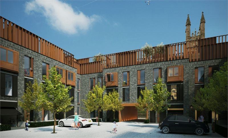 Sky Gardens For Castlefield Development Confidentials