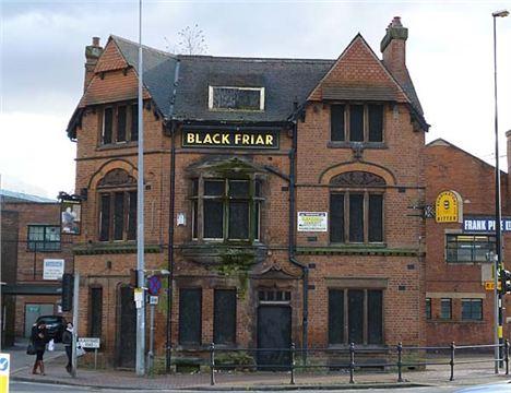 Black Friar Pub