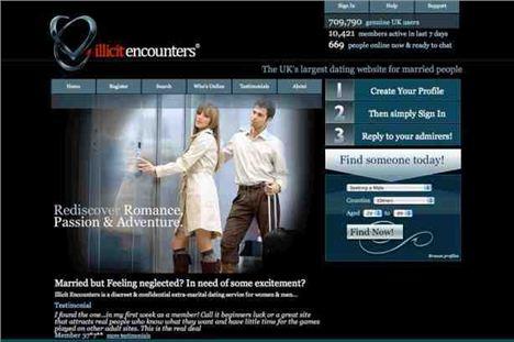 Illicit Encounters Website