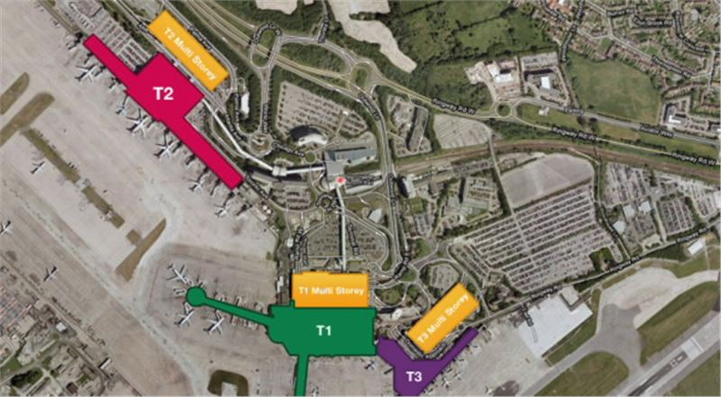 Manchester Airport T3 Parking >> Quick Guide To Official Parking At Manchester Airport