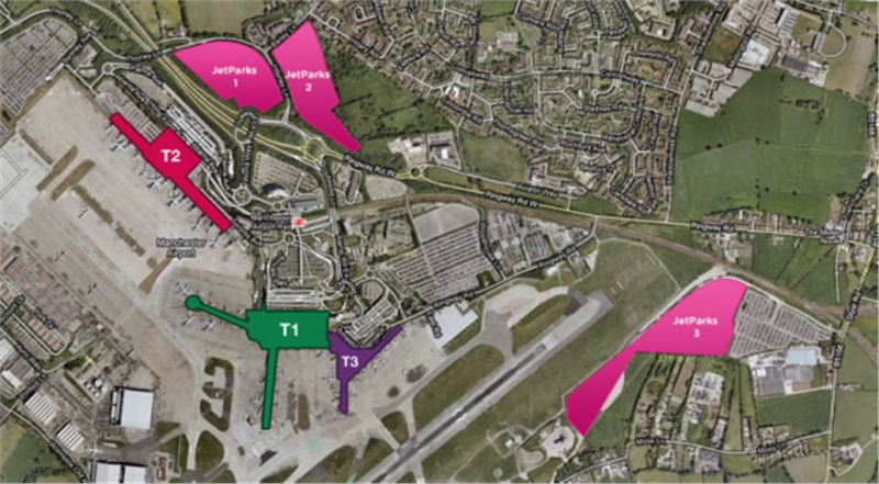Quick Guide To Official Parking At Manchester Airport