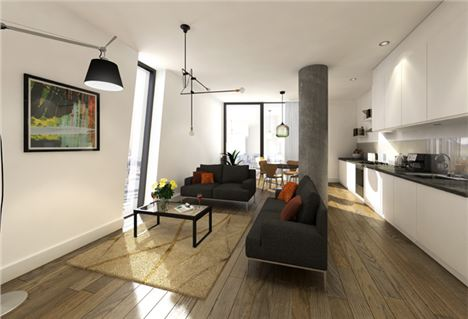 Axis apartment