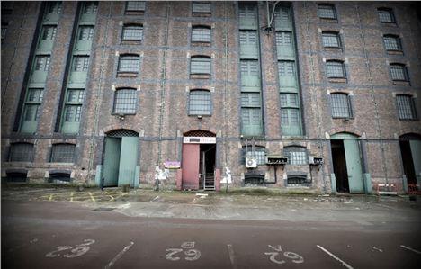 Former Granada TV Studios site