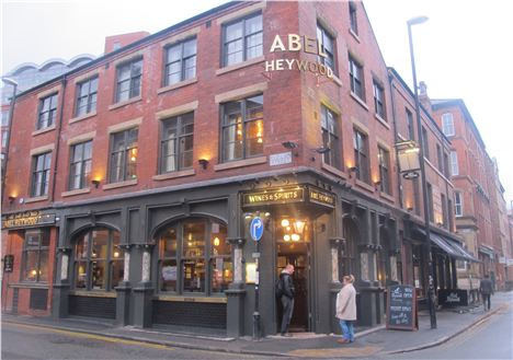 The Abel Heywood, Turner Street